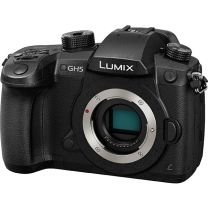 Panasonic Lumix DC-GH5 Digital Camera (Body Only)