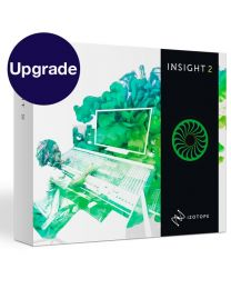 iZotope Insight 2 Upgrade from Insight 1