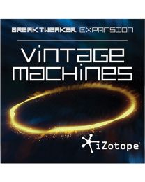 iZotope BreakTweaker Expansion: Vintage Machines
