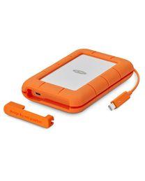 LaCie Rugged Thunderbolt USB-C 4TB Mobile Hard Drive