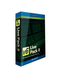 McDSP Live Pack II Bundle