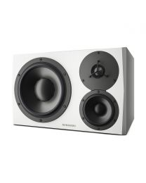 Dynaudio PRO LYD 48 Active Nearfield/Midfield Monitor White Right (Each)
