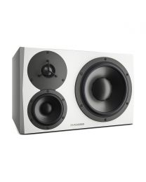 Dynaudio PRO LYD 48 Active Nearfield/Midfield Monitor White Left (Each)