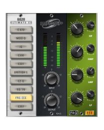 McDSP 6020 Ultimate EQ Plugin