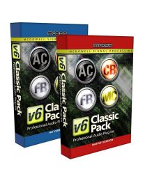McDSP Classic Pack Plugin Bundle