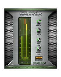 McDSP ML4000 Mastering Limiter Plugin