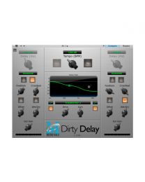 Metric Halo Dirty Delay Plugin