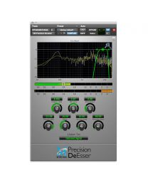 Metric Halo Precision DeEsser Plugin
