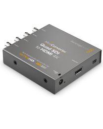 Blackmagic Design Mini Converter Quad SDI to HDMI 4K