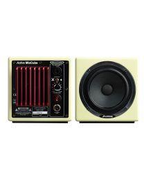 Avantone Active MixCubes Powered Full-Range Mini Reference Monitors - Cream (Pair)