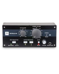 JBL Pro M-Patch 2 Stereo Controller
