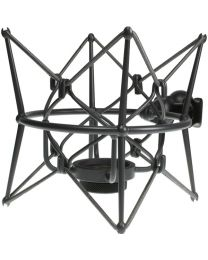 Neumann EA 2 MT Elastic Suspension Microphone Mount (Black)