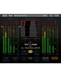 Nugen Audio ISL 2 True Peak Limiter