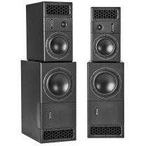 PMC PMC6-XBD Active Monitor System (Pair)