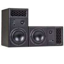 """PMC PMC6 Active 2-Way Monitor with 6.5"""" Bass Unit (Pair)"""
