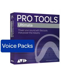 Avid Pro Tools Ultimate - 384 Voice Pack Perpetual License