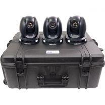 Datavideo PTC-140 HD PTZ Camera - 3 Camera Kit