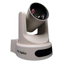 PTZOptics 12X-USB PTZ Camera (White)