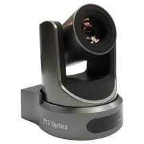 PTZOptics 20X-SDI PTZ Camera (Grey)