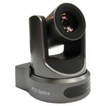 PTZOptics 20X-USB PTZ Camera (Grey)