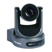 PTZOptics 30X-NDI PTZ Camera (Grey)