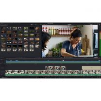 Blackmagic Design DaVinci Resolve Studio License - Includes FREE DaVinci Resolve Speed Editor