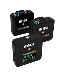 Rode Wireless Go II (Open Box)