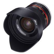 Samyang Manual Focus 12mm F2.0 NCS CS Lens (Sony E)