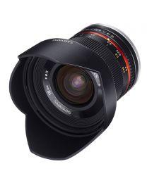 Samyang Manual Focus 12mm F2.0 NCS CS Lens (Fuji X)