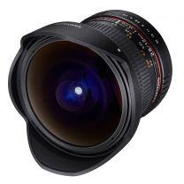 Samyang Manual Focus 12mm F2.8 ED AS NCS Fish-Eye Lens (Canon EF)