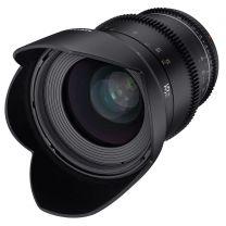 Samyang VDSLR 35mm T1.5 mk2 Lens (Sony FE)
