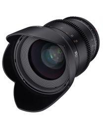 Samyang VDSLR 35mm T1.5 mk2 Lens (MFT)
