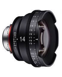 Samyang XEEN 14mm T3.1 Lens (PL)