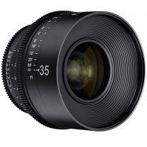 Samyang XEEN 35mm T1.5 Lens (MFT)