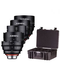 Samyang XEEN 5 Cinema Lens Kit 14/24/35/50/85mm (PL)