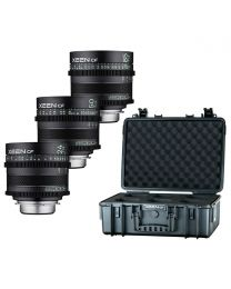 Samyang XEEN CF Cinema 3 Lens Kit 24/50/85mm (PL)