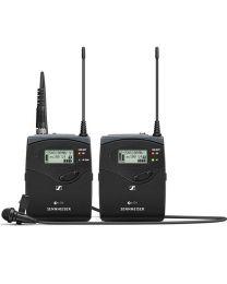 Sennheiser EW 122-P-G4-GB Wireless Clip-On Microphone System