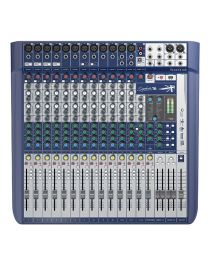 Soundcraft Signature 16 Analogue Mixing Console