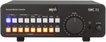 SPL SMC 7.1 Surround Monitor Controller (Black)