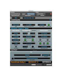 Neyrinck Soundcode For Dolby E Encoder Plugin