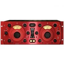 SPL Iron Dual Channel Mastering Compressor (Red)