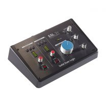Solid State Logic 2+ 2-In/4-Out USB Audio Interface
