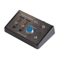 Solid State Logic 2 2-In/2-Out USB Audio Interface