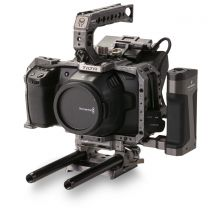 Tilta TAT01A Camera Cage for BMPCC 4K/6K Advanced Kit (Tactical Gray)