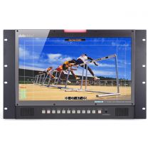 "Datavideo TLM-170VR 17"" Rackmount Production Monitor with Scope"
