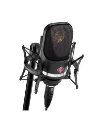 Neumann TLM 107 BK Condenser Microphone Studio Set (Black)