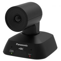 Panasonic AW-UE4K Wide-Angle PTZ Webcam - Black