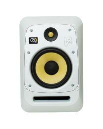 KRK V8S4 Nearfield Studio Monitor White Noise (Each)