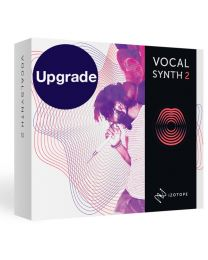 iZotope VocalSynth 2 Upgrade from Various