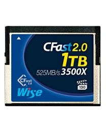 Wise CFast 2.0 Memory Card 1TB